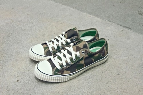 eYe Junya Watanabe COMME des GARCONS MAN x PF Flyers 'Camo' Center Lo