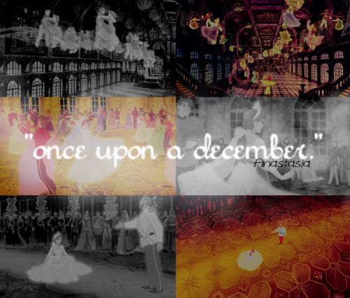 """and a song someone sings, once upon a december."""