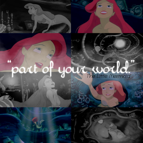 """wish i could be part of your world."""