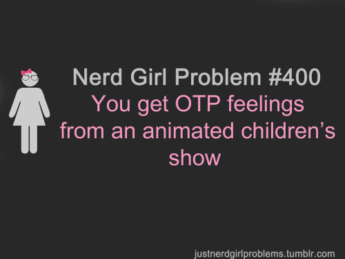 justnerdgirlproblems:  suggested by kickthestickzz