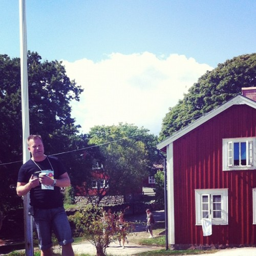 Om Hässleholms kommunwebb #sswc  (Taken with Instagram)