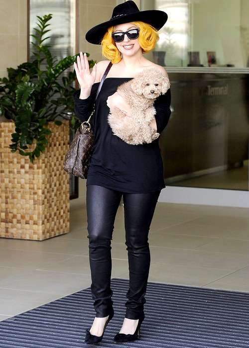gaga-mugler:  omg SO ADORABLE