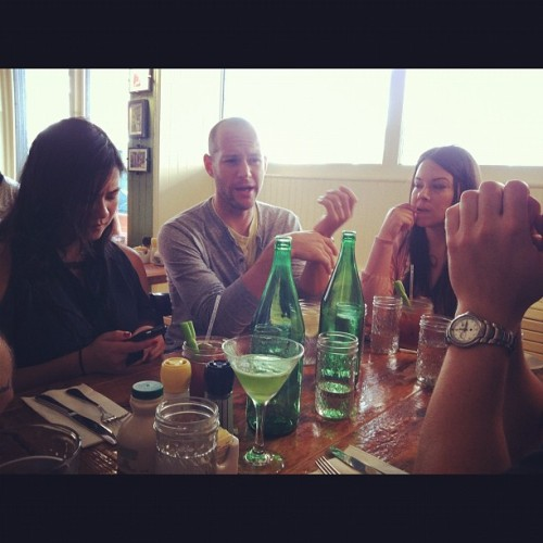 Love these peeps @megantreme @jeremykinder  etc (Taken with Instagram)