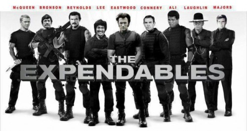 Six 'Expendables 3′ Ideas Brought To Life By Photoshop (via uproxx)  Mortality is no object …