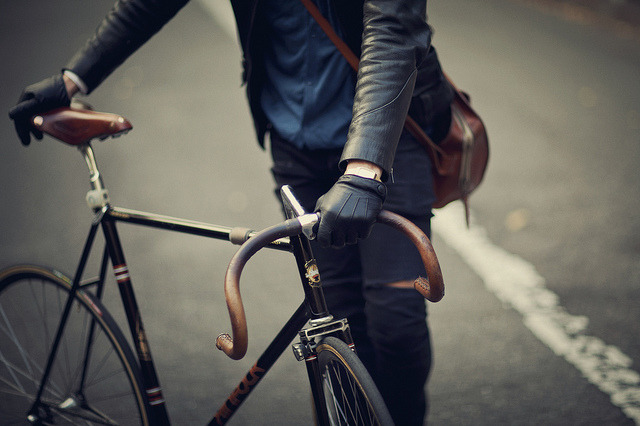 Kinfolk Bicyles by KINFOLK STUDIOS on Flickr.