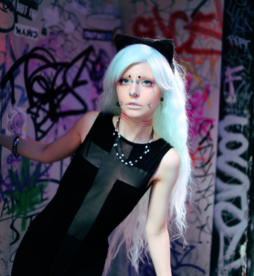 toriabrightside:  ISKA IN SOHO by Toria Brightside www.iska-ithi.tumblr.com Full set coming soon in this month's Rebelicious Magazine