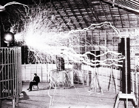 good:  Lets Do This: Get Nikola Tesla a Museum We've long had a crush on Nikola Tesla.  I support this 100%! Help save Tesla's lab! Let's give him a museum!