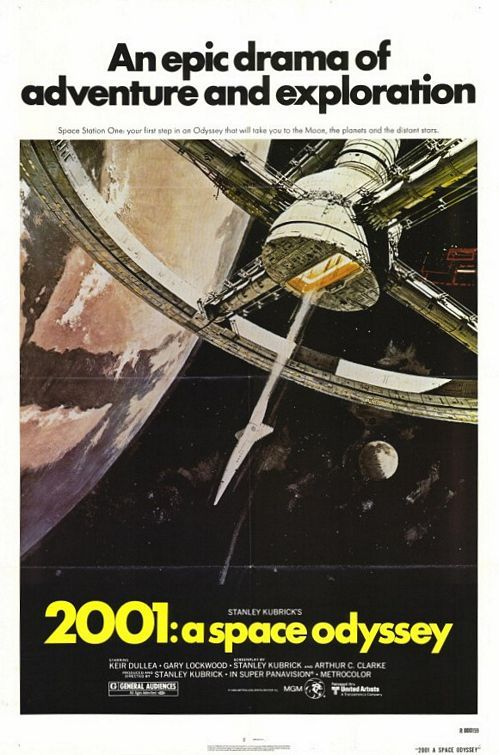 cinemagorgeous:  The art of the science fiction movie poster.