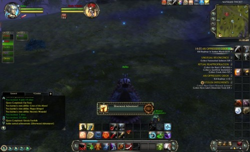 Axiko: I earned this achievement: Silverwood Adventurer!! #Rift
