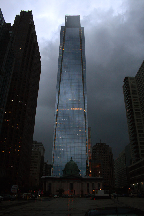 skyscraper:  Comcast Center, Philadelphia (297 m)