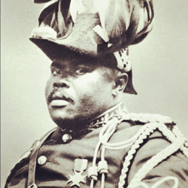 #HappyBirthday to the #Honorable #MarcusMosiahGarvey #MarcusGarvey #UNIA #KING #jamaican (Taken with Instagram)