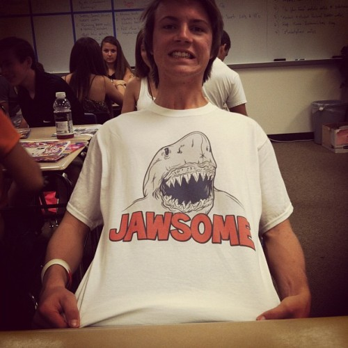 #sharkweek #jawsome #tumblrfamous  (Taken with Instagram)