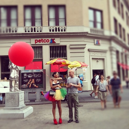 Fly me away. #nyc #fashion  (Taken with Instagram)