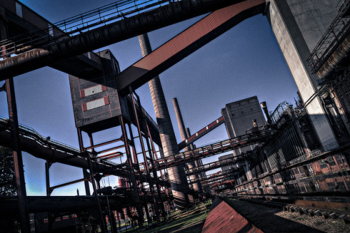 Zollverein IV on Flickr.