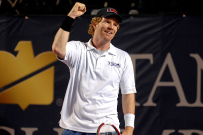 "Happy Birthday: Jim Courier  August 17, 1970 - James Spencer ""Jim"" Courier, Jr. is a former world no. 1 professional tennis player from the United States. The youngest man to reach the finals of all four Grand Slam singles tournaments, Jim Courier was the world No.1-ranked tennis player in 1992. From 1988 to 2000, Courier won 23 tournaments, including four men's Grand Slam singles titles. He was inducted into the International Tennis Hall of Fame in 2005.  keepinitrealsports.tumblr.com  pinterest.com/mysterkeepinit  keepinitrealsports.wordpress.com  facebook.com/pages/KeepinitRealSports/250933458354216  Mobile- m.keepinitrealsports.com"