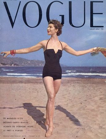 Vogue (Paris), July/August 1953