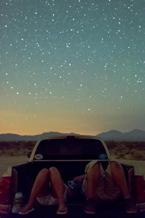 stargazing, anyone?