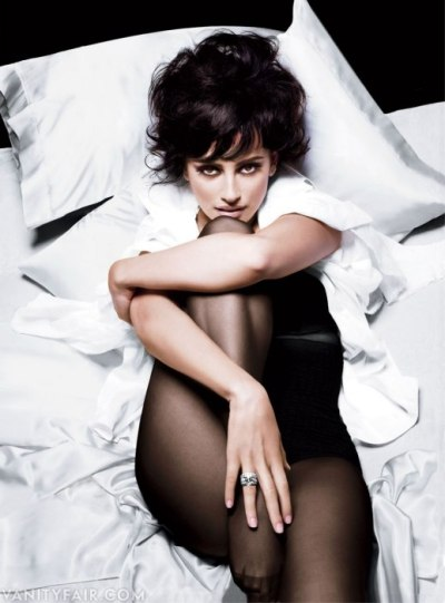 vanityfair:  Icons of Style | Penélope Cruz Photograph by Mert Alas and Marcus Piggott
