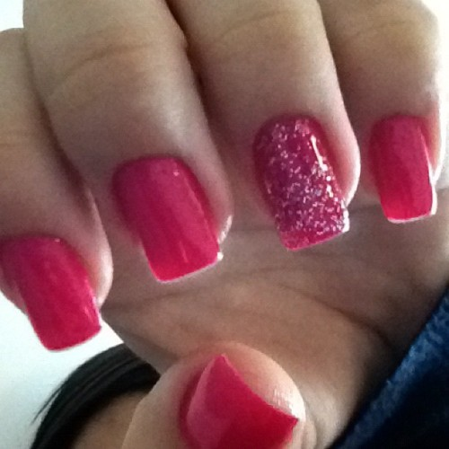 Be pink and let it shine 🎀👑💅👸🙌✌✨🌟💘💗 (Publicado com Instagram, no Salao Nico)