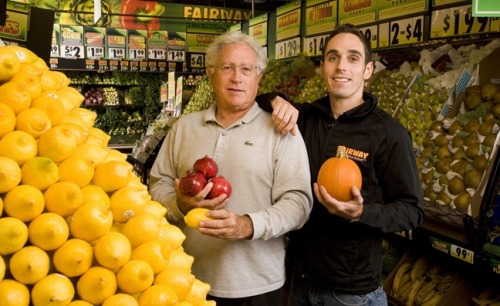Fairway's CEO, Howard Glickberg Steps DownAs Fairway Market(there is a market on 125th Street, near the Harlem pier) prepares for its…View Postshared via WordPress.com