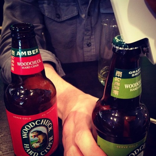 Lifehacker tip: How to open a beer bottle with a MacBook wall charger.
