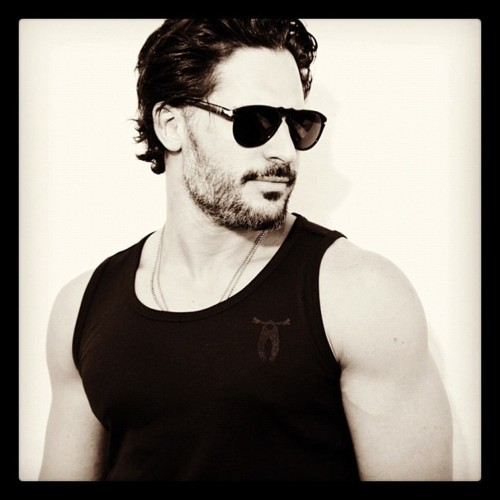 magic-manganiello:  tigerlilyxx:  The most handsome boyfriend :)   It's the glasses.  It's the whole thing babe. ;)