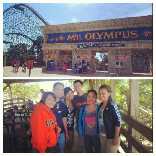 Water and theme park adventure at Mount Olympus in Wisconsin Dells. :) #Wisconsin #Wisconsindells #waterslides #themepark #rollercoasters #mountolympus #vacation #trip #gokart #waterpark #amusementpark #tourists #rides #igers #instagramers  (Taken with Instagram)