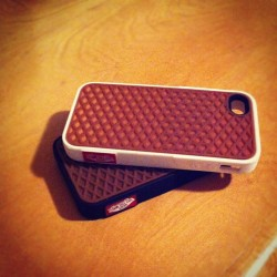 It don't matter if you're black or white #vans #iphone #case #iphonecase #skate #skateboarding #skateboard (Taken with Instagram)