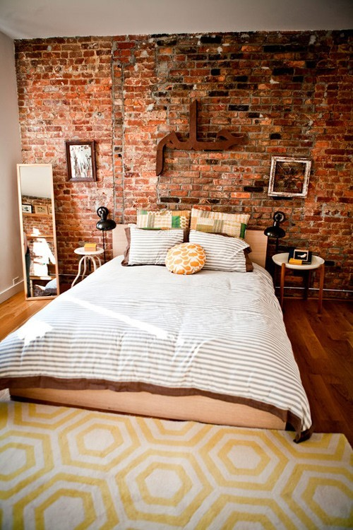 la-vie-en-rustique-luxe:  (via home / Brick Wall = My dream)
