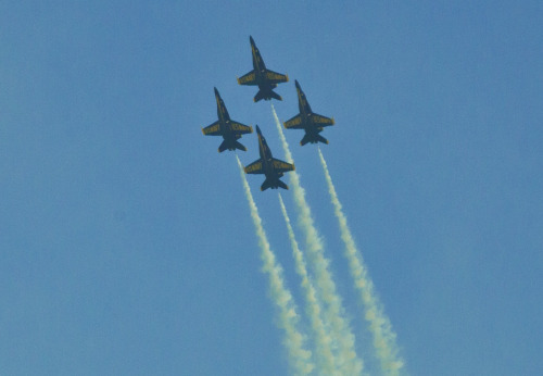 Images from the 2012 Chicago Air & Water Show.