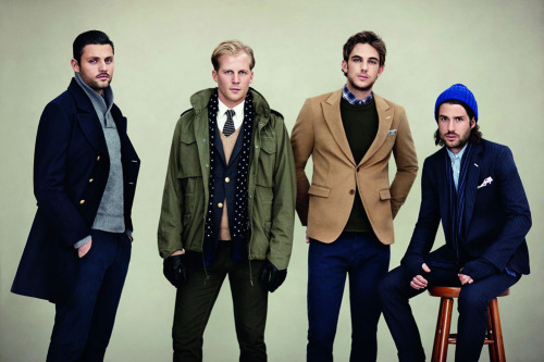 jaw3:  Gant Rugger Fall/Winter 2012.