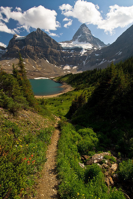 Hiking the Mt Assiniboine area by .Anton on Flickr.