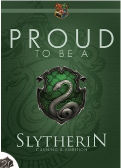 harry-potter-always7:  Any proud Slytherins?? Like or reblog… Im curious to how many people are in each house…  But deep down I feel I would be in Slytherin House