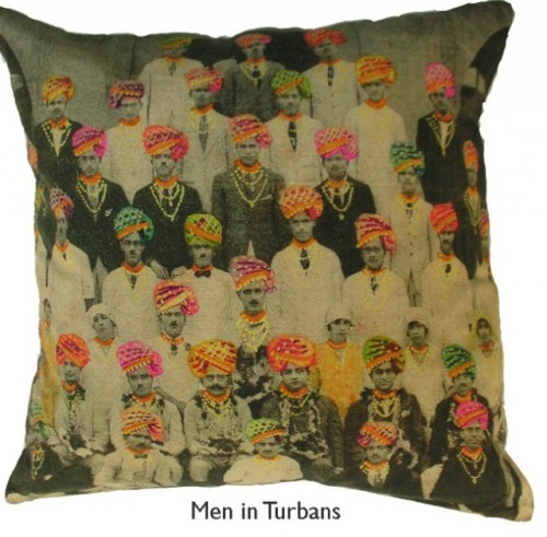 Trendy cushion design