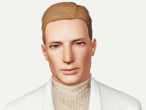 Testing out the new eyelashes from S-Club. Now my male sims can have bottom lashes. If you make them too long I think it makes male sims look too effeminate so I recommend using the sliders to shorten the length. These also work for females so you have even more options now. (Click to view high res if you actually want to see them in game heh)