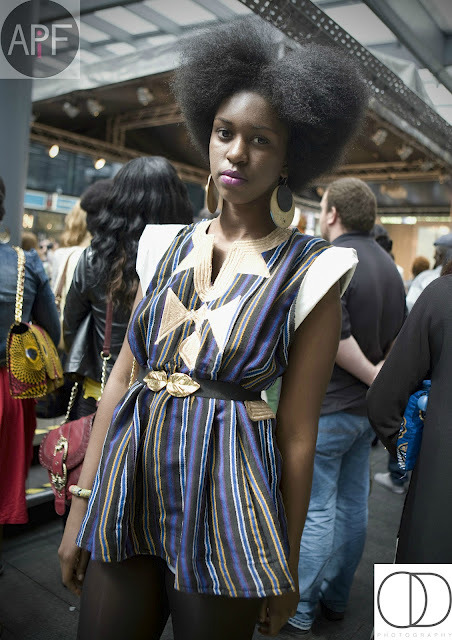 @ Africa Fashion Week of London - African Prints in Fashion by Othello De'Souza- Hartley