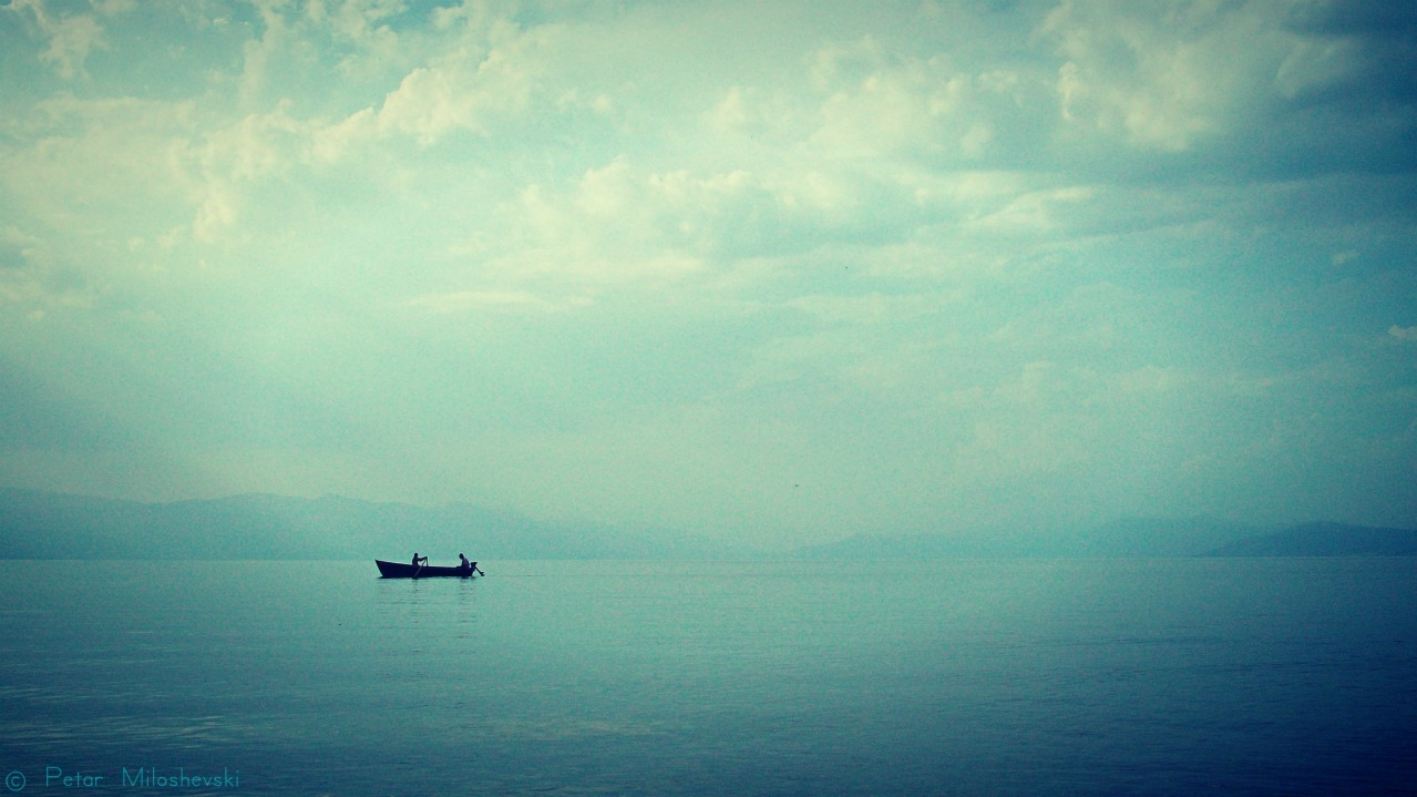 OHRID LAKE, MACEDONIA    [photo © Petar Miloshevski]