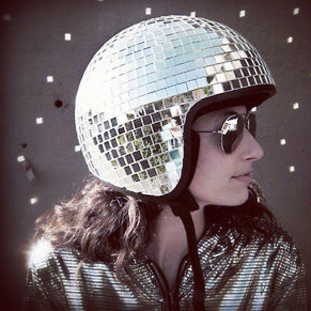 Turn on your weekend bling! Love shiny #fashion (Taken with Instagram)
