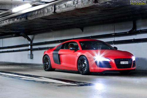 automotivated:  Carbon Matte Red (by Keno Zache)