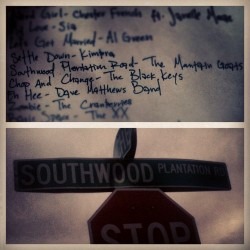 Colliding worlds. #southwoodplantationrd #themountaingoats #tallahassee #florida #instagood  (Taken with Instagram)