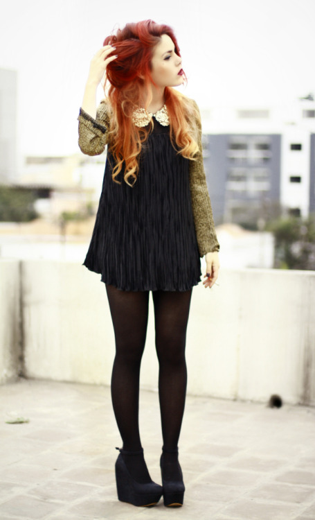 Want hair colour like this, sick of boring black.