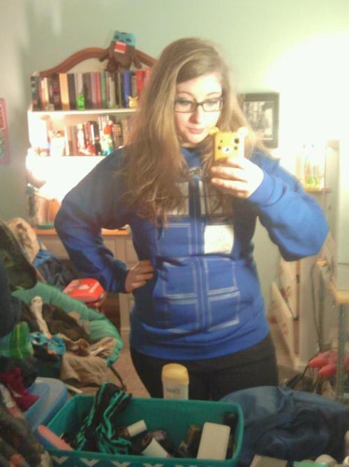 I AM THE TARDIS.