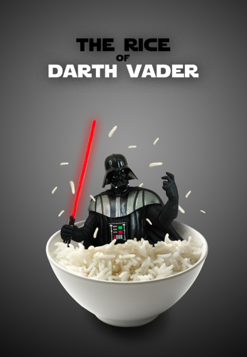 oktop:  The Rice of Darth Vader.