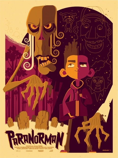 Paranorman was great, suprising no one.