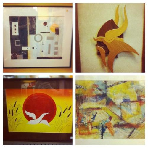 25% off all framed artwork in space 12! Time to make your walls pretty!