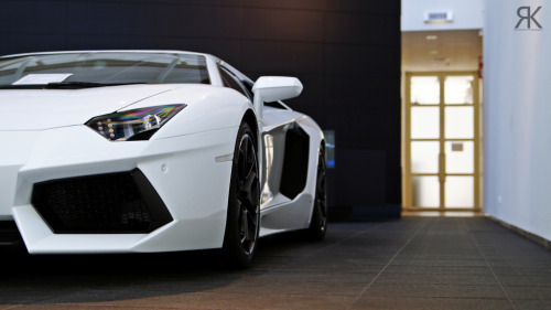 automotivated:  Aventador (by Raoul Automotive Photography)
