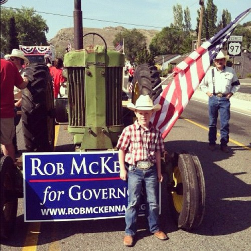 Volunteer with Team McKenna! #wagov #RobMcKenna http://rob.lc/action (Taken with Instagram)