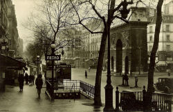 archimaps:  On Boulevard Saint-Martin, Paris