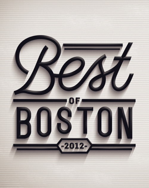 aalejandrodiazs:  Best of Boston 2012, by Jordan Metcalf