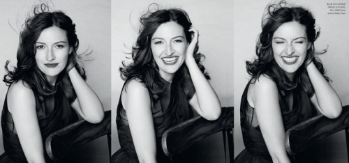 Kelly Macdonald, Red Magazine, September 2012